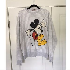 Vintage Disney Mickey sweatshirt